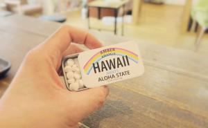 HAWAIIのお土産^^